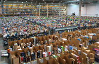 Amazon buduje się w Sosnowcu