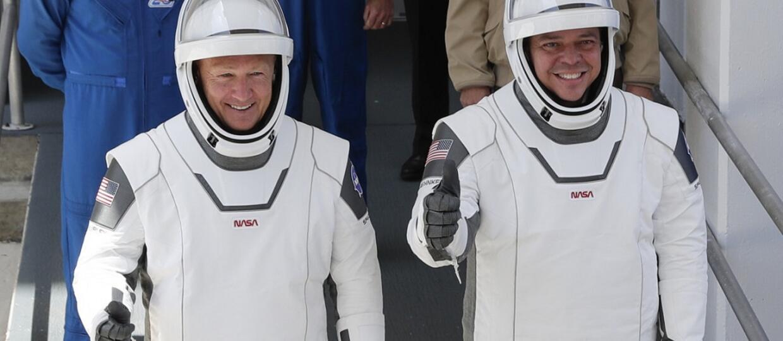 Astronauci słuchali AC/DC i Black Sabbath w trakcie lotu w kosmos