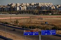 Autostrada w Egipcie