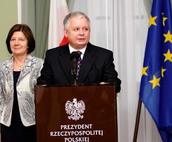 Banknot z Lechem Kaczyńskim