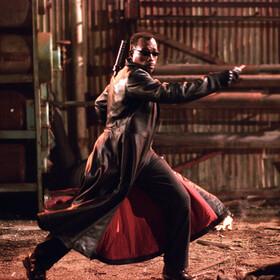 Blade: Mroczna trójca