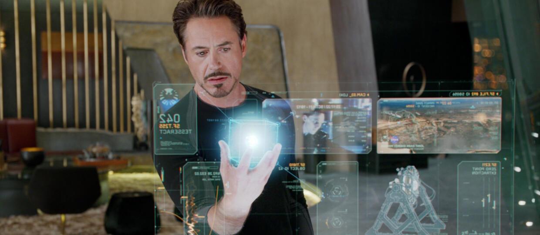 Robert Downey Jr. w filie Iron Man 2