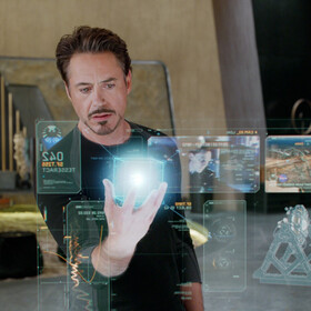 Robert Downey Jr. w filie Iron Man 2