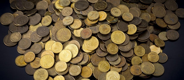 monety groszowe