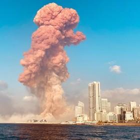 Chemikalia przyczyną wybuchu w Libanie?