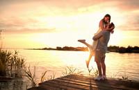 Najbardziej romantyczne jezioro w Poslce