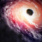 Czarna dziura nad Ziemią