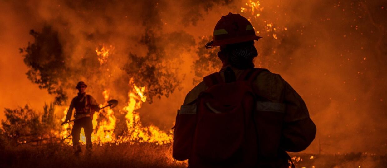 Dym z kalifornijskich pożarów jest już nad Europą. Czeka nas pogorszenie powietrza?
