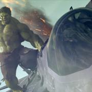 Hulk - kadr z filmu Avengers