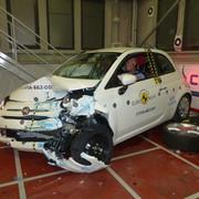 Fiat 500 i Ford Ka+ ze słabymi wynikami w Euro NCAP