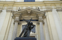 Bazylika Świętego Krzyża w Warszawie