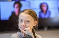 Greta Thunberg Koronawirus