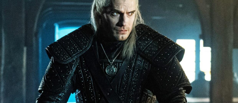 Henry Cavill jako Geralt z Rivii