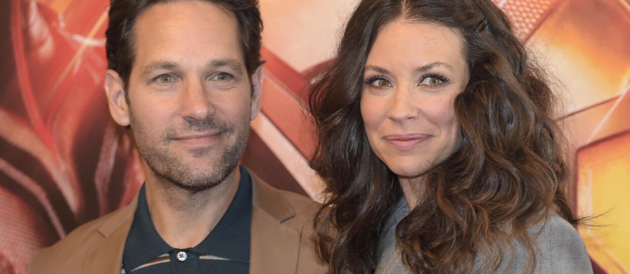 Evangeline Lilly i Paul Rudd
