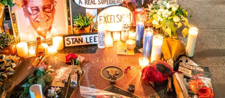 Hugh Jackman, Chris Evans, bracia Russo -  jak gwiazdy pożegnały Stana Lee?