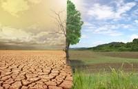 świat po i prze globalnym ociepleniem