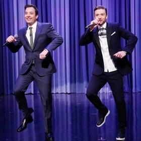 Timberlake i Fallon przygotowali specjalny utwór na czas kwarantanny [WIDEO]