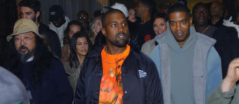 Kanye i Kid Cudi stworzyli serial animowany. Zobaczcie zwiastun Kids See Ghosts