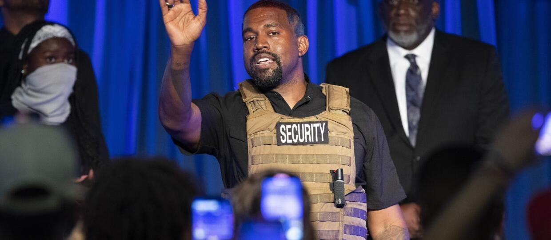 Kanye West nasikał na nagrodę Grammy [WIDEO]