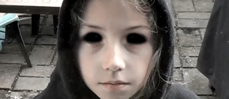 Kim są dzieci z czarnymi oczami? Przerażająca miejska legenda