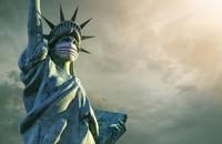 Statua Wolności w mace