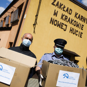 """Kraków: Zakład Karny laureatem plebiscytu """"Miejsce Przyjazne Rodzinom z Dziećmi"""""""