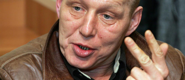 Krzysztof Jackowski boi się własnej przepowiedni
