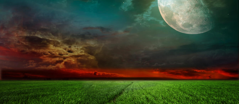 Pełnia Plonów Księżyca 2020