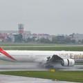 Linia Emirates pokryje koszty pogrzebu, jeśli na pokładzie zarazisz się koronawirusem