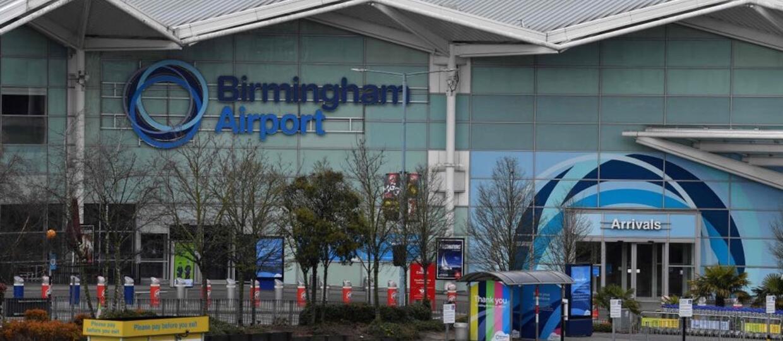 Lotnisko w Birmingham zostanie przerobione na kostnicę. Powodem koronawirus
