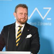 Łukasz Szumowski ma koronawirusa