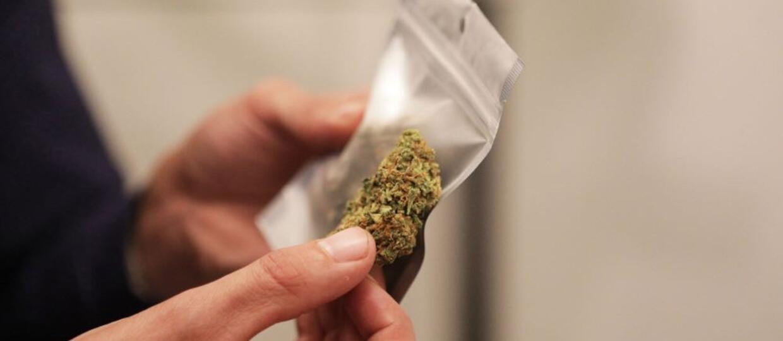 Marihuana prosto z nieba. Do nietypowego zdarzenia doszło w centrum Tel Awiwu