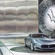 Maserati pracuje nad autem elektrycznym