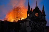 Notre Dame w Paryżu