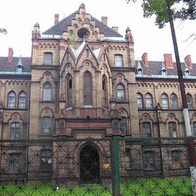 Opuszczony pałac na Dolnym Śląsku