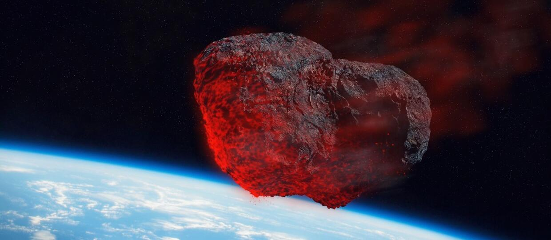 asteroida w kształcie serca