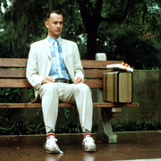 kadr z filmu Forrest Gump