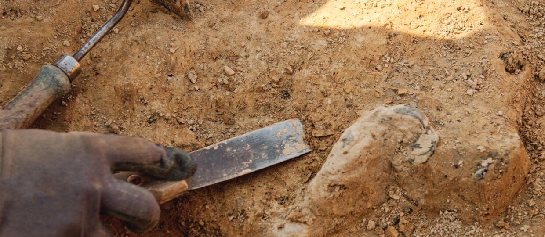 Archeolodzy odkryli wizerunek diabła sprzed 7000 lat