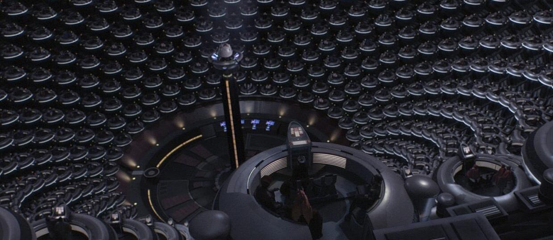 """Nowe kina wyglądają jak... senat z """"Gwiezdnych wojen"""""""