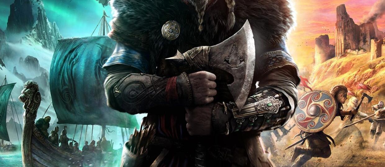 """Nowy """"Assassin's Creed"""" jednak o wikingach - nadchodzi Valhalla"""