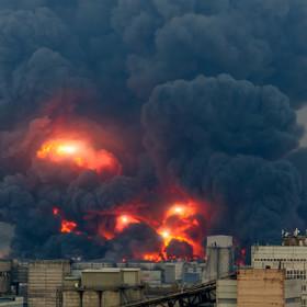 Eksplozj w Bejrucie