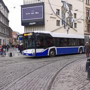Onanista w autobusie