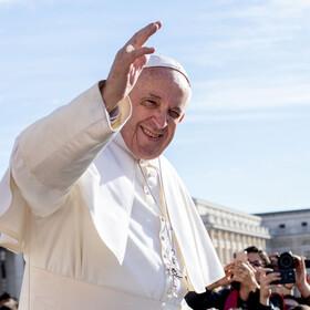 Papież Franciszek poprał związki jednopłciowe Homoseksualiści są dziećmi Bożymi
