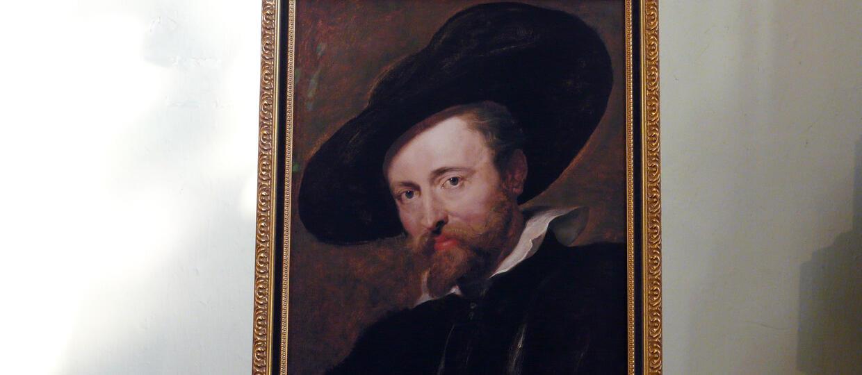 Rubens - autoportret