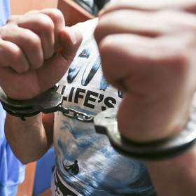 kajdanki (zdjęcie poglądowe)