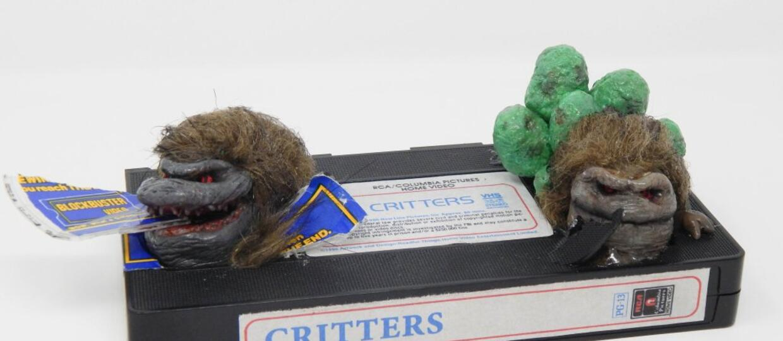 Kaseta VHS Critters