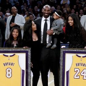 Powstał pierwszy w Polsce mural hołdujący Kobe'emu Bryantowi i jego córce