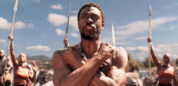 Chadwick Boseman (Black Panther)