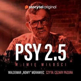 """""""Psy 2.5. W imię miłości"""" od Storytel na Walentynki"""