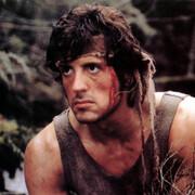 kadr z filmu Rambo
